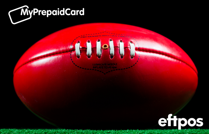MyPrepaidCard Football