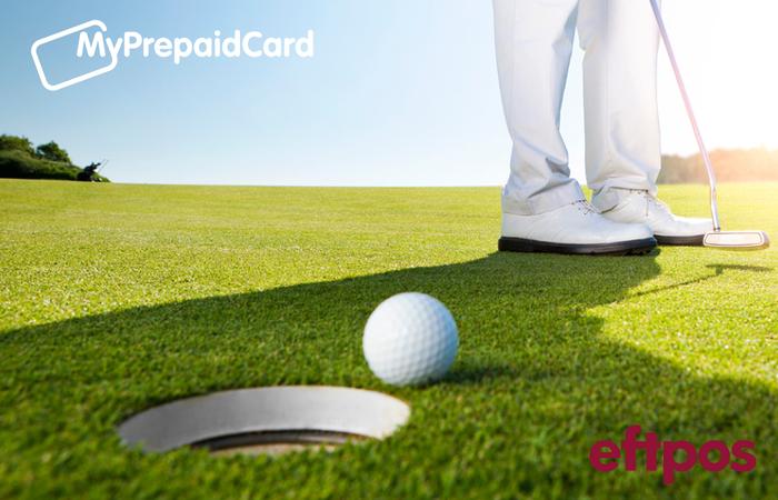 MyPrepaidCard Golf