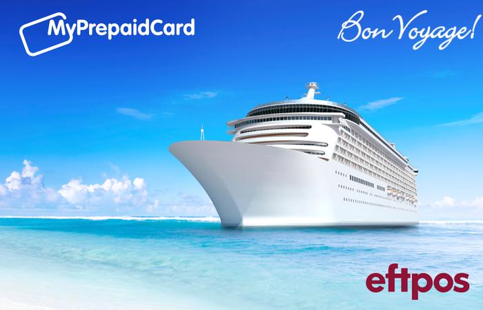 MyPrepaidCard Bon Voyage Cruise