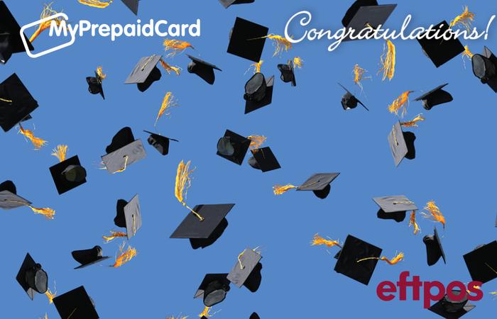 MyPrepaidCard Graduation