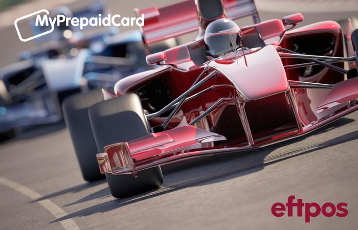MyPrepaidCard Formula One
