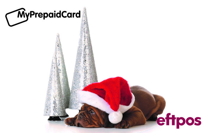 Large christmas puppy eftpos card   201 x17094 200
