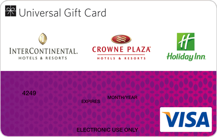 InterContinental Hotels Group Gift Card